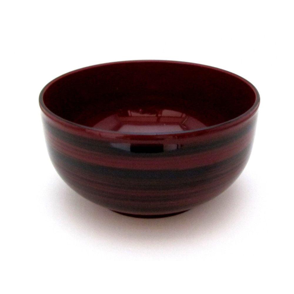 Tigela Japonesa para Udon Vinho Grande - Listrada